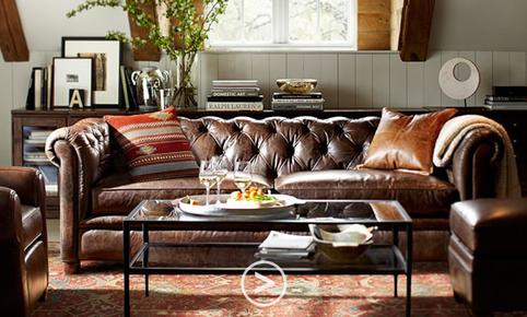 Möchten Sie ein Chesterfield 3-Sitzer-Sofa kaufen?